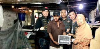 HOG Anak Elang Jakarta Chapter Berbagi di Panti Jompo
