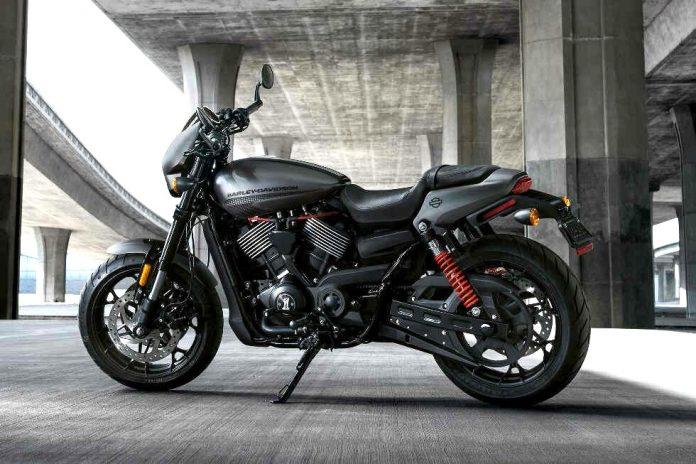 Harley-Davidson beKerja Sama dengan Qianjiang