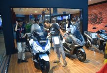 4.700 unit motor Honda terjual di Jakarta Fair Kemayoran