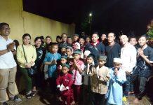 GSX Community Nusantara Bersama Artis Indonesian Care Menyantuni Anak Yatim