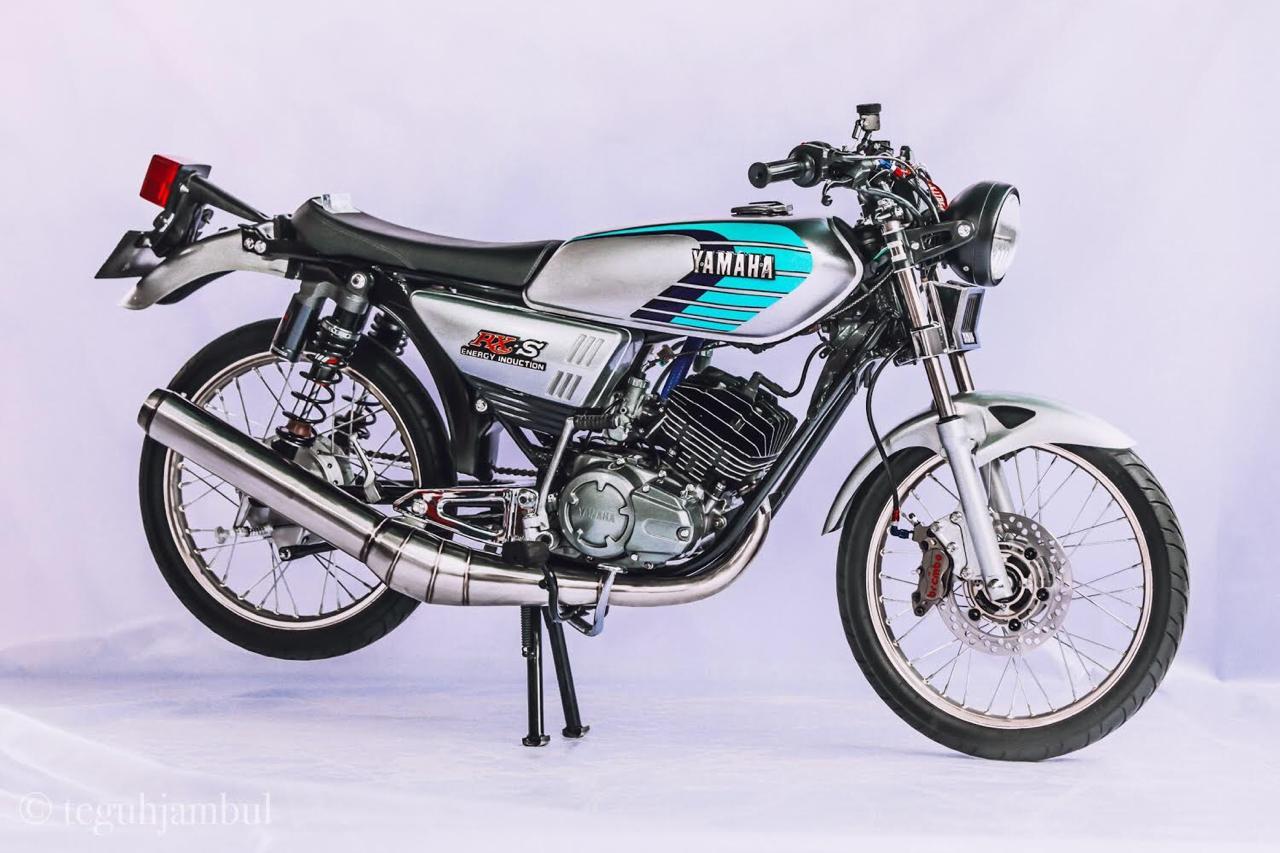 Modifikasi Motor Rx Spesial 87 Foto Modifikasi Motor Rx
