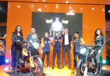 Duo Big Bike Menengah KTM
