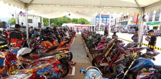 Video Honda Modif Contest 2019 Manado