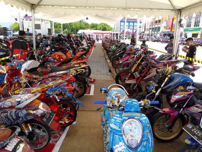 Video Honda Modif Contest 2019 Manado