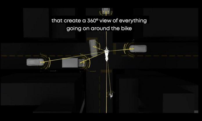 Sistem Agar Motor Mengetahui Kondisi Sekelilingnya