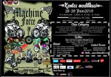 Kontes Modifikasi Machine Force 2019 HMM FT-UMJ