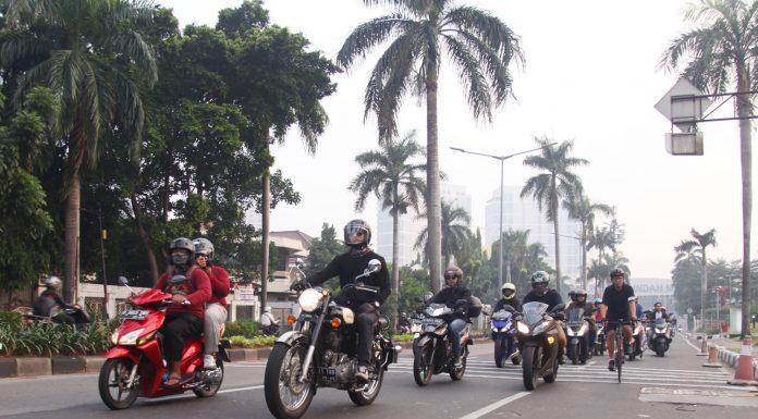 Subuh Morning Ride Bikers Dakwah