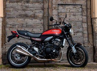 Kawasaki Z900RS Classic Edition