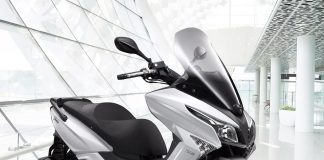 Kymco Maxi Scooter X-Town 300i