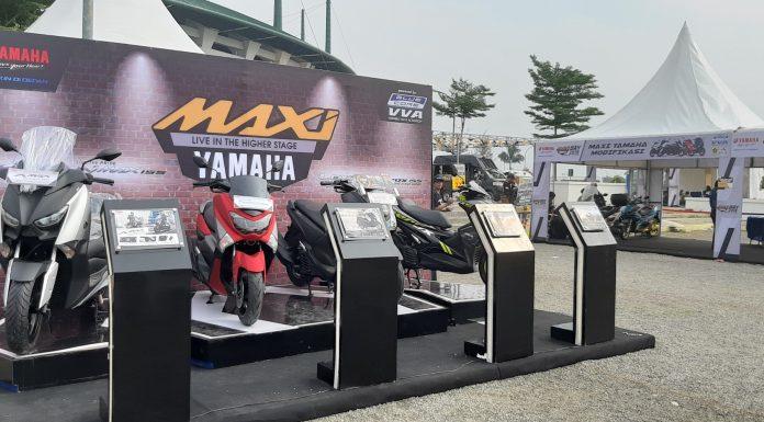 MAXI Yamaha Day Palembang