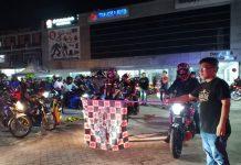 Suzuki Saturday Night Ride Pekanbaru