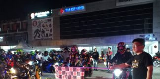 Suzuki Saturday Night Ride Pekanbaru