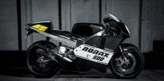 Sportbike 2 Tak Ronax 500 Buatan Jerman Yang Sempat Heboh