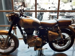 Royal Enfield Model Classic