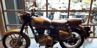 Royal Enfield Model Classic