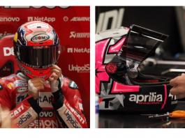 Regulasi Baru Soal Helm MotoGP