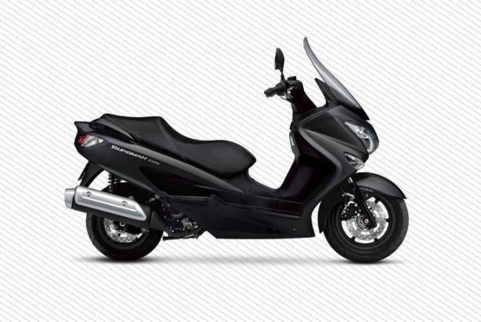 Suzuki Burgman 200 Direcall