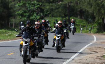 Masuk Asia Pasifik, Motor Baru Moto Guzzi V85TT Dirilis di Thailand