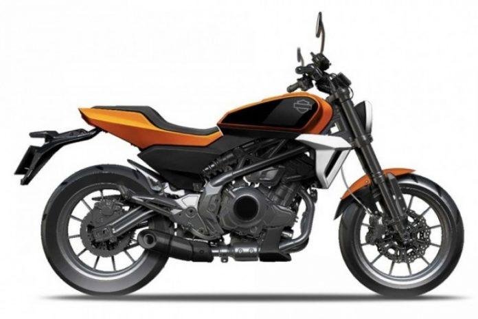 Harley-Davidson Buatan Cina