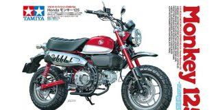 Tamiya Honda Monkey 125