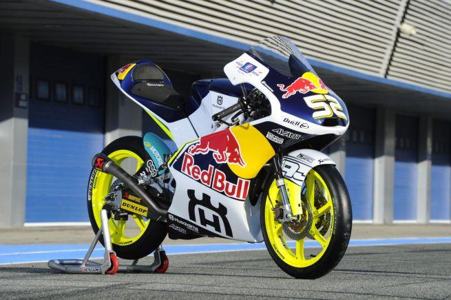 Husqvarna Ikut MotoGP