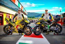 Livery Pramac Ducati di MotoGP 2019 Mugello