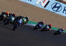 Race 2 WorldSSP300 2019 Jerez
