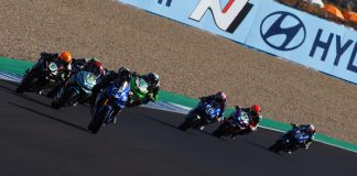 Race 2 WorldSSP300 2019 Jerez