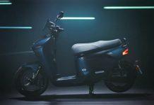 Skuter Listrik Yamaha EC-05