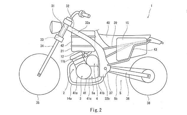 Kawasaki Mengembangkan Hybrid
