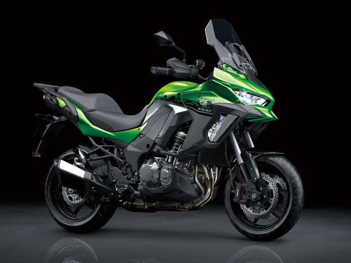 Kawasaki Versys 1000 di GIIAS 2019