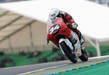 Mario SA di CEV Moto3 2019 Aragon