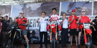 Astra Honda Racing Team​ di MXGP 2019