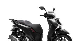 Warna Baru Honda SH150i