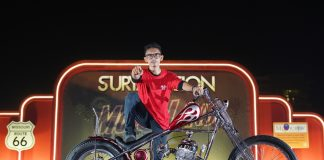 Suryanation Motorland Battle 2019 Medan