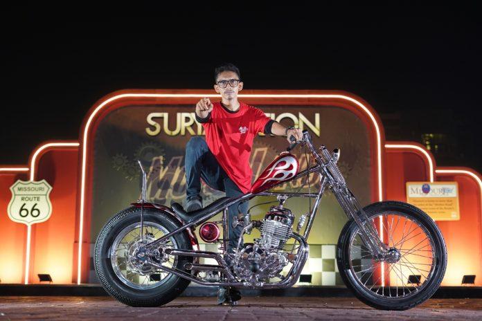 Suryanation Motorland Battle 2019 Medan