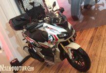 Honda ADV150 Versi Modifikasi
