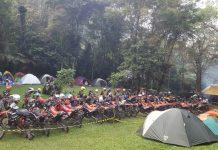 Halal Bihalal CRF250 Rally Indonesia