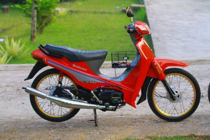Restorasi Suzuki Crystal