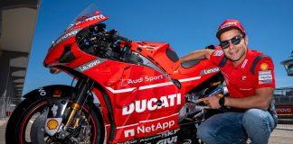 Petrucci Dikontrak Ducati Hingga Musim 2020
