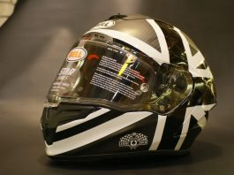 Bell Helmet di Jejak Roda 2019