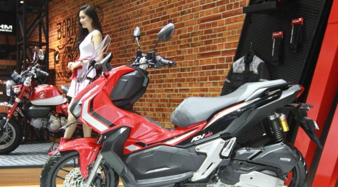 Menerka Harga Honda ADV150