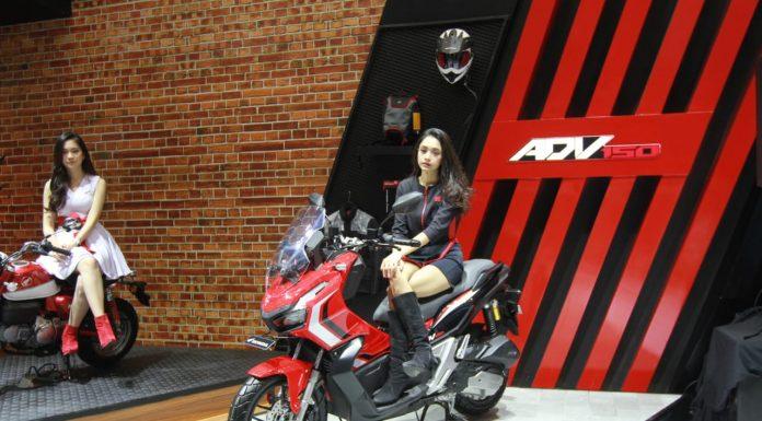 Honda ADV150 Diluncurkan