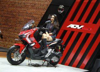 Honda ADV150 Dihadirkan
