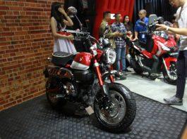Honda Monkey Diluncurkan
