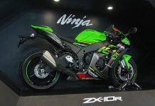 Kawasaki Ninja ZX10R KRT