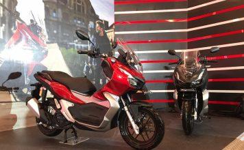 Fitur Honda ADV150