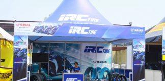 IRC Menghadirkan Ban Baru