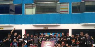 Brotherhood250 Racing Team (Baret)
