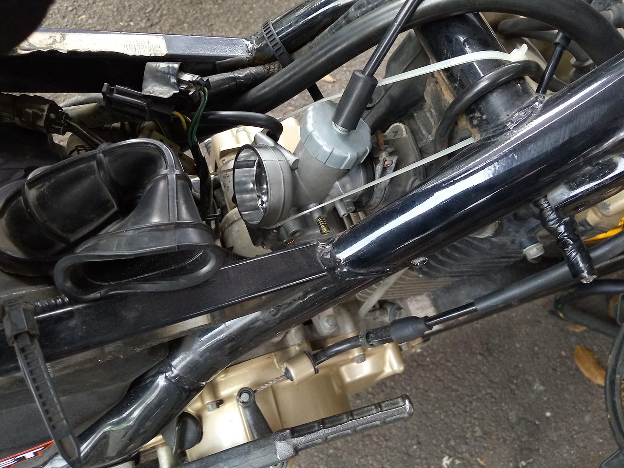 Karburator Scarlet PE26